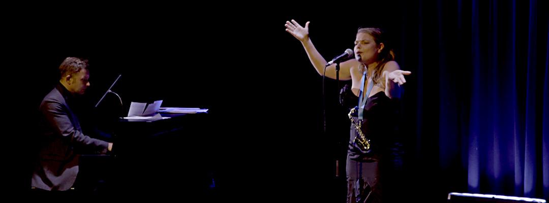 Luzie Herzberg - Chanson - Jazz - Lieder